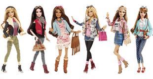 Интернет-магазин кукол «Fashiontoys»
